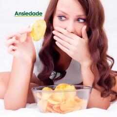 Quais os problemas de descontar a ansiedade na comida?