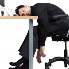 Como não dormir no trabalho