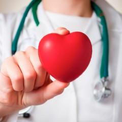 Coração em forma