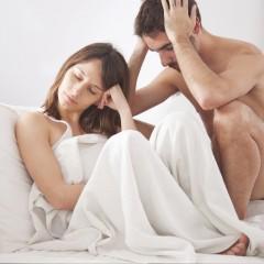 Ronco afeta vida sexual do casal e pode levar ao divórcio