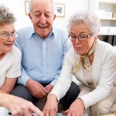 Uma boa noite de sono para os idosos é essencial para a saúde cognitiva