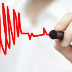 Rugas na testa X doenças do coração